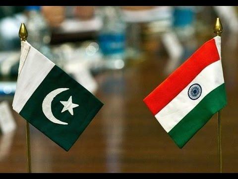 india pakistan flag meeting