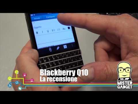 Blackberry Q10 recensione completa