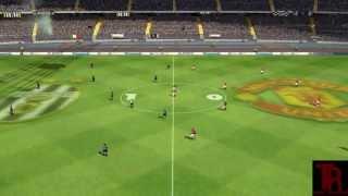 FIFA 2003 gameplay