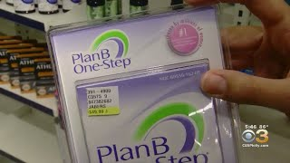 Pharmacists Say Plan B Morning-After Pill Flying Off Shelves