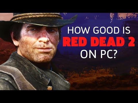 What Red Dead Redemption 2 On PC Is Like To Play