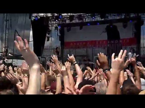 Asking Alexandria - Here I am ( Live at Fort Rock 2016)