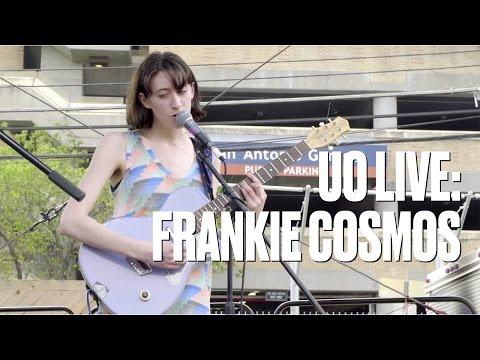 "Frankie Cosmos ""Too Dark"" — UO Live"