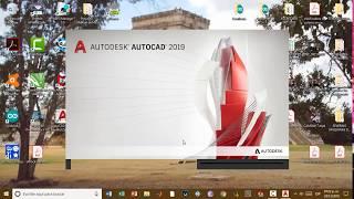 licencia autocad 2019