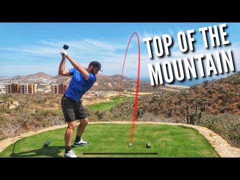 Sickest Tee Shot in Golf   Quivira Golf Club Part 3