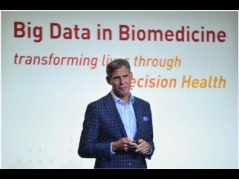 Eric Topol, The Scripps Research Institute - Stanford Medicine Big Data | Precision Health 2016