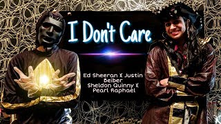 I Don't Care - Ed Sheeran & Justin Bieber [Sheldon Quinny X Pearl Raphael] Cover