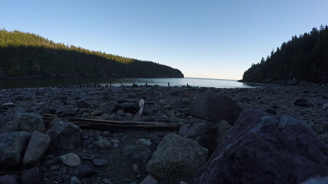Bay Of Fundy Camping >> Bay Of Fundy Campground Point Wolfe Youtube