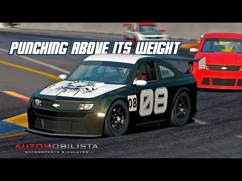 Automobilista: Punching Above Their Weight (Aussie Racing Cars @ Adelaide)
