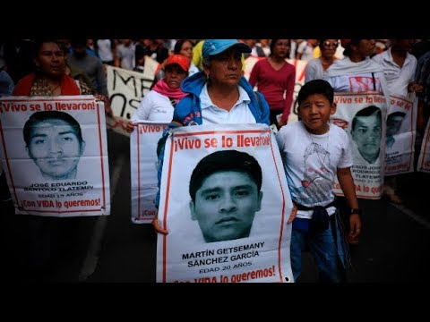 30,000 Mexicans Have Disappeared in Past 10 Years