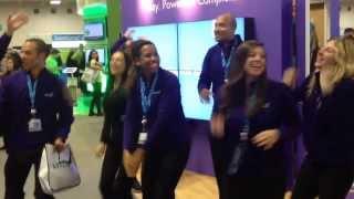 Marketo Team dancing at end of Dreamforce '13 Thumbnail