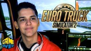 Euro Truck Simulator 2 - Já Zerei