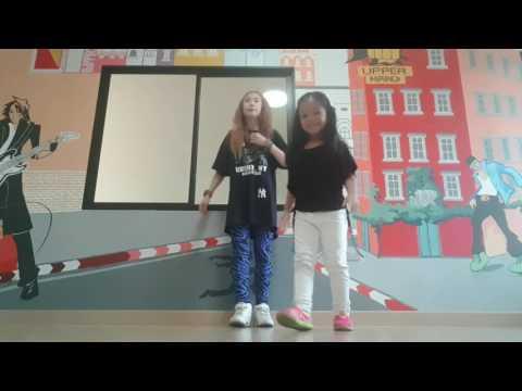 24k magic dance basic for kids