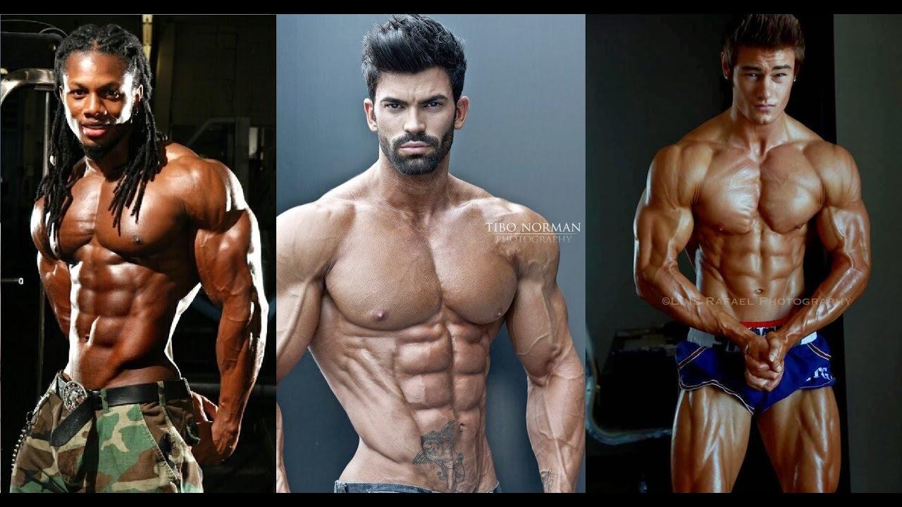Top 10 Bodybuilders In The World Youtube