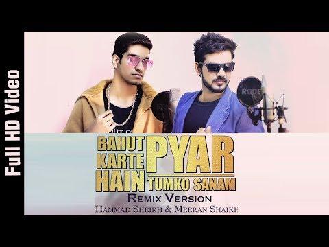 Bahut Pyar karte Hain- Diwali Special    Hammad Sheikh   Meeran Shaikh    Remix Cover