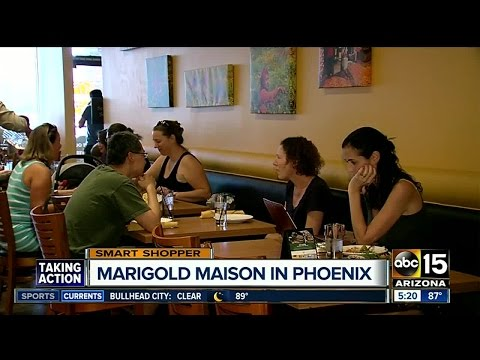Marigold Maison in Phoenix offering great deal on Indian food