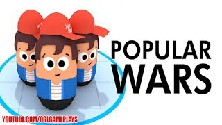 Popular Wars ( by Lion Studios) Android iOS Gameplay