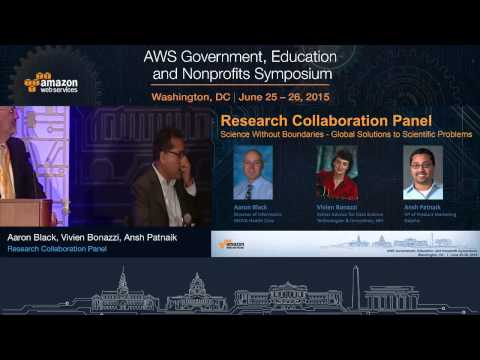 Research Collaboration Panel: Science Without Boundaries - Global Solutions to Scientific Problems