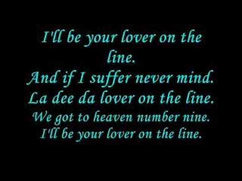 N-Euro - Lover On The Line - Just Lyrics