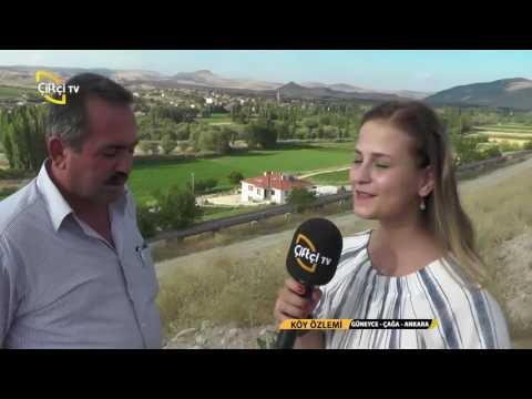 Köy Özlemi-Güneyce ve Çağa Köyleri-Ankara