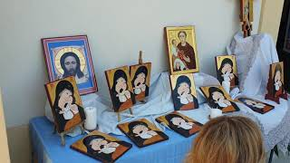 Icone alla Madonna a Lungo