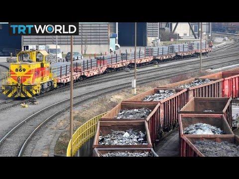 Duisburg is key hub on China's new silk road | Money Talks