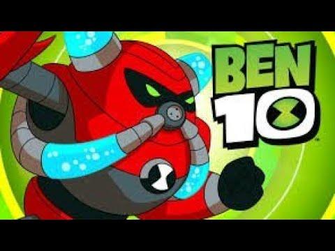 Ben 10 reboot overflow/shape of you