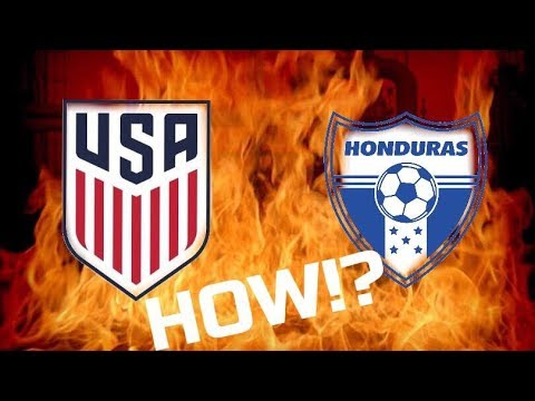 Will the USA Qualify for the World Cup?!?!? -- USA vs Honduras Discussion