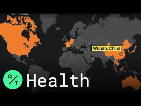 Mapping The Coronavirus Outbreak Across The World
