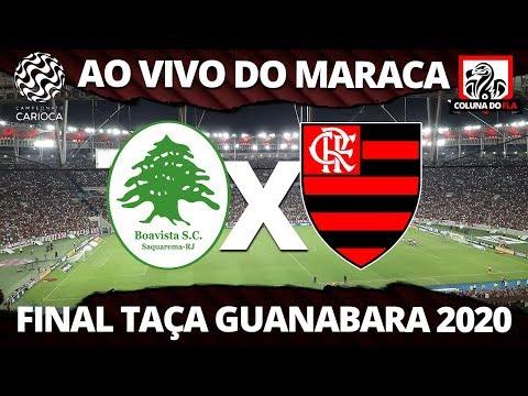 boavista-x-flamengo-ao-vivo-do-maracanÃ---final-taÇa-guanabara-2020---narraÇÃo-rubro-negra