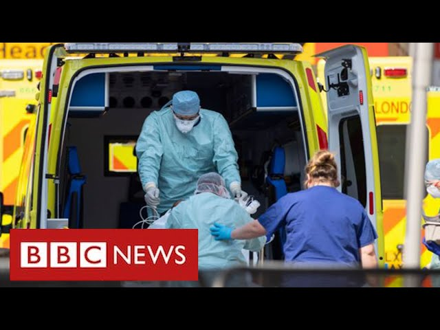 UK has worst coronavirus death rate among similar countries - BBC News