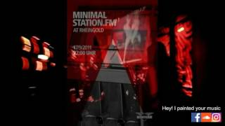 HDM Techno set @ Rheingold club, Düsseldorf 17-09-211