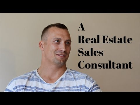 Chatting with Estonians | A Real Estate Sales Consultant