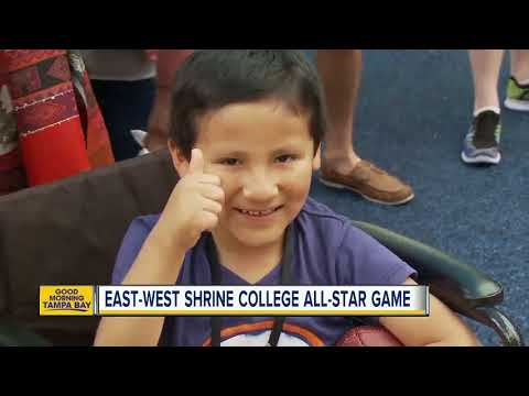 East-West Shrine Game spotlights star athletes, highlights charity