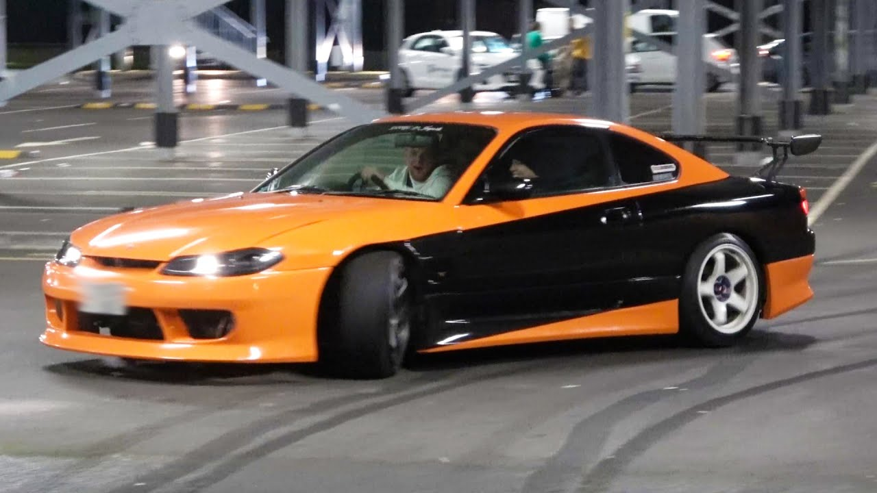Download Nissan Silvia S15 Sound Compilation! | Drifting, Burnouts & Accelerations!