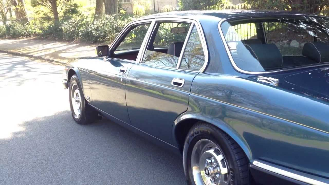 1981 jaguar xj6 4 2 series 3 for sale classic cars of wirral youtube. Black Bedroom Furniture Sets. Home Design Ideas