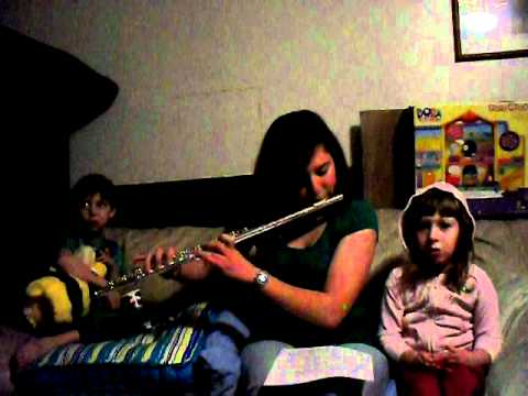 We Wish You A Merry Christmas on flute - YouTube