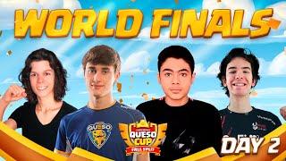 【クラロワ】Queso Cup Fall Split | WORLD FINALS | Day2