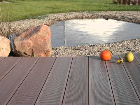 High Quality Using Waterproof Wood Planks For Outdoor Floor