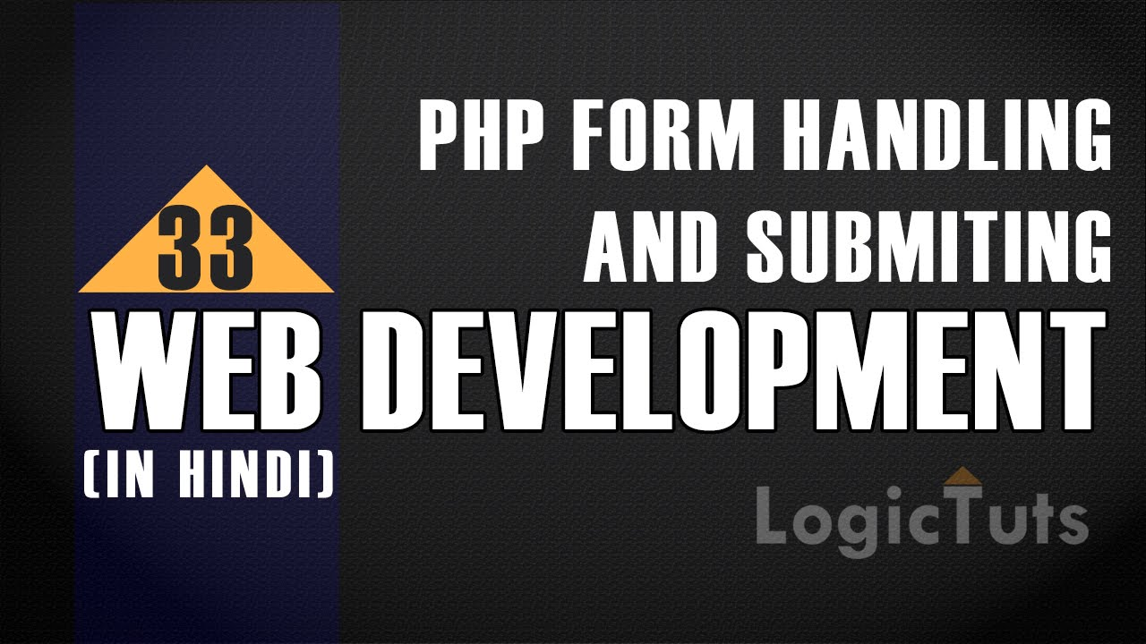 php Get and Post Method | Html Form Handling With - YouTube
