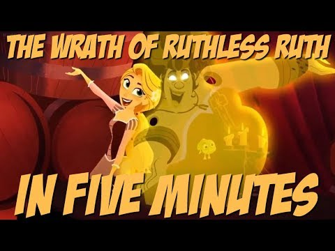 The Wrath of Ruthless Ruth in Five Minutes