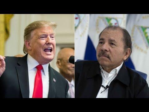 """""""Sanciones De Estados Unidos Y Acciones De La Oposición En Nicaragua """""""