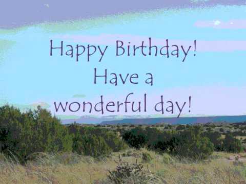 Happy Birthday Free Birthday Wishes Ecards Greeting