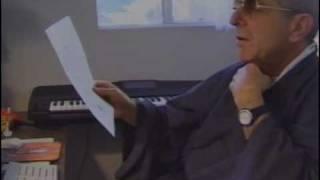 "Leonard Cohen reading ""Roshi at 89"" Mp3"