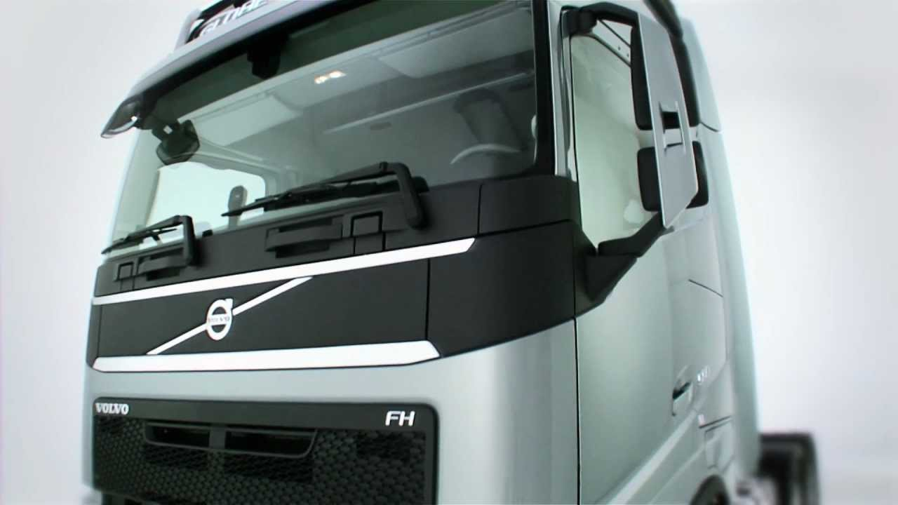 Volvo Trucks - A complete summary of the new Volvo FH - YouTube