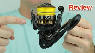 Daiwa BG 2500 Spinning Reel Review [Inshore Saltwater Performance]