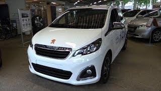 Peugeot 108 2015 Videos