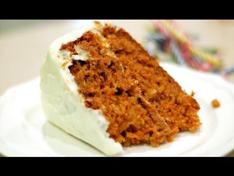 como hacer un pastel de zanahoria