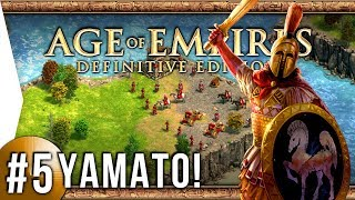 """PRO"" PLAYS! - Age of Empires: Definitive Edition ► #5 The Canyon of Death - [Yamato Campaign]"