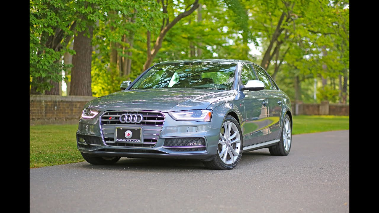 Audi S4 B8 B8 5 Review Youtube